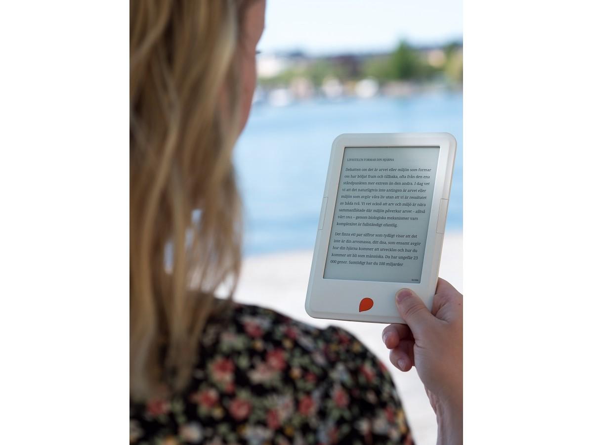 Storytel Reader inkl 3 månaders abonnemang