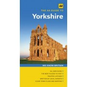 Yorkshire The AA guide