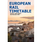 European Rail Timetable Summer 2020 edition