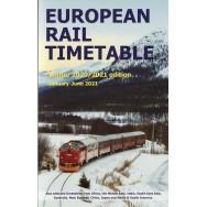 European Rail Timetable Winter 2..