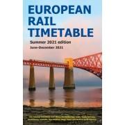 European Rail Timetable Summer 2021 edition