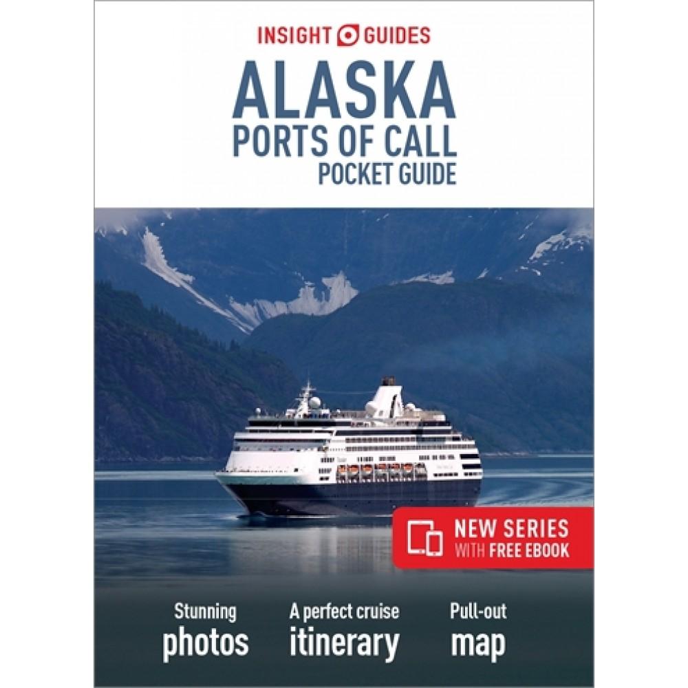 Alaska Ports of Call Pocket guide