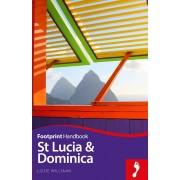 St Lucia & Dominica Footprint Focus