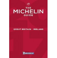 Great Britain & Ireland 2017 Michelin