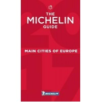 Main Cities of Europe 2017 Michelin