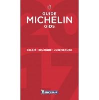 Belgium Luxembourg 2017 Michelin