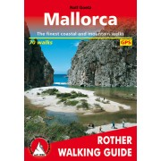 Mallorca Rother Walking Guide