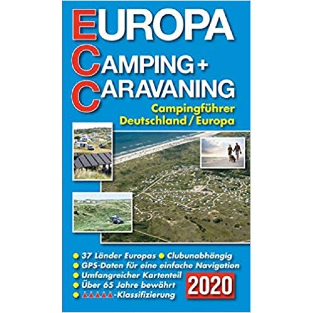 Europa Camping Caravaning 2020