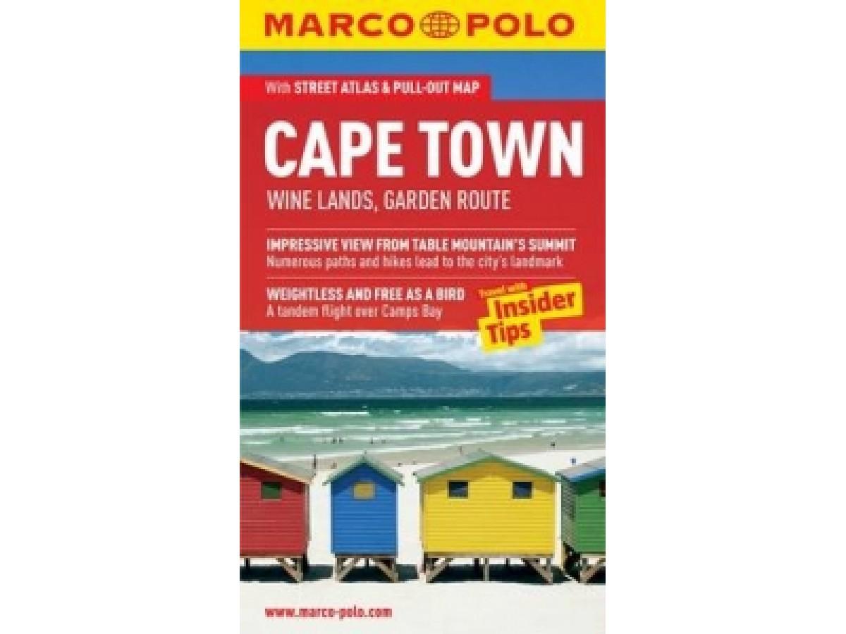 Cape Town Marco Polo Guide
