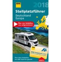 Stellplatzführer Europa 2018 ADAC