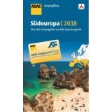 Campingführer, Södra Europa 2018