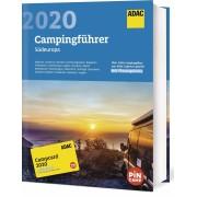 Campingführer, Södra Europa ADAC 2020
