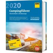 Campingführer Norra Europa ADAC 2020
