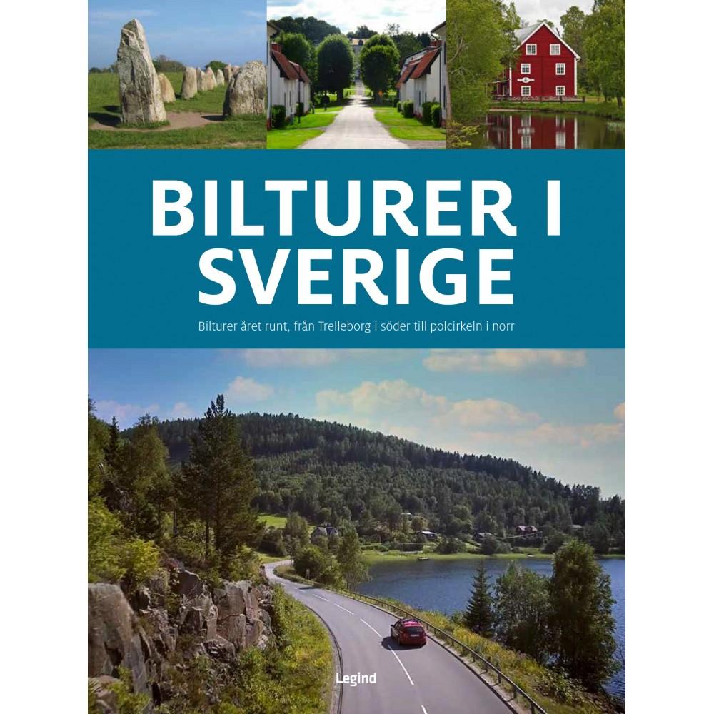 Bilturer i Sverige