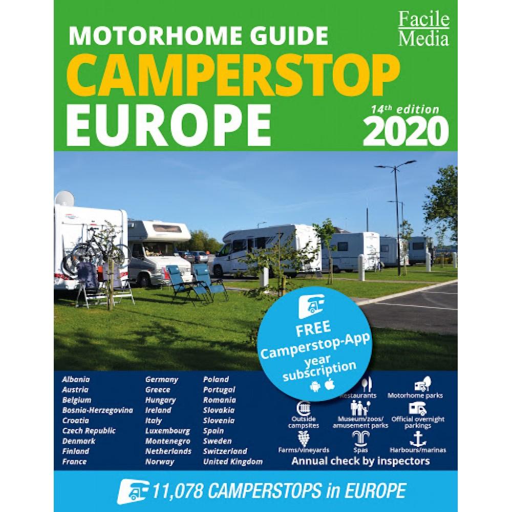 Camperstop Europe 2020