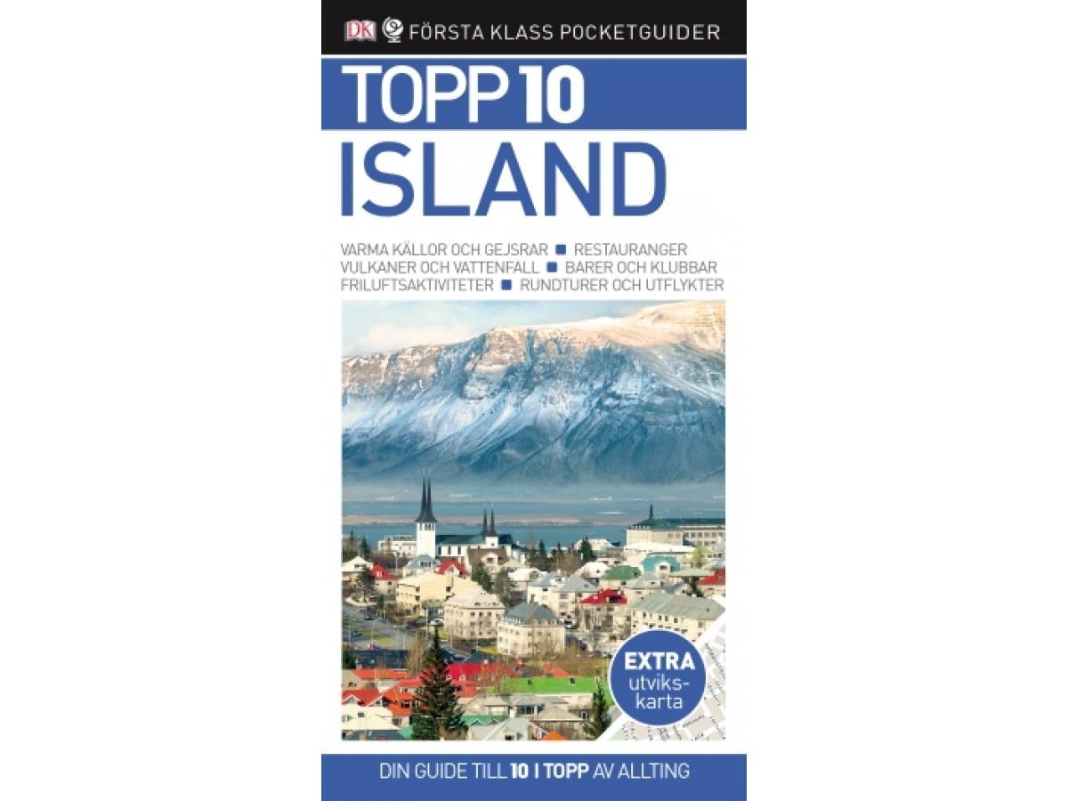Island Första Klass Pocketguider