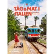 Tåg och mat i Italien