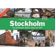 Stockholm fler promenader, historia, kultur och natur