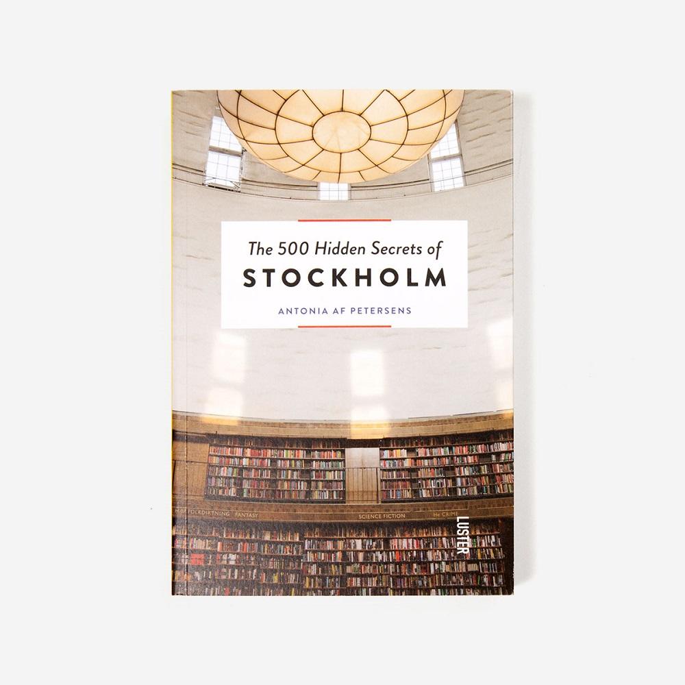 500 hidden secrets of Stockholm