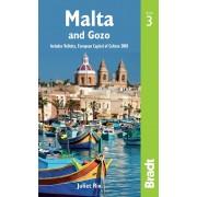 Malta and Gozo Bradt