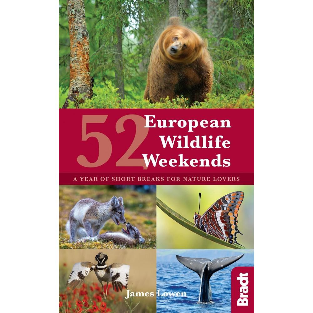 52 European Wildlife Weekends Bradt
