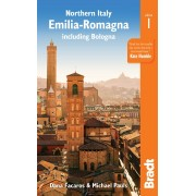 Emilia Romagna including Bologna Bradt