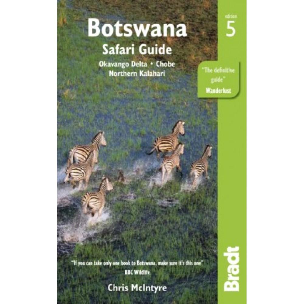 Botswana Bradt Safari guide
