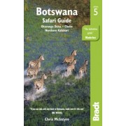 Botswana Bradt Safari guide