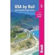 USA by Rail Bradt