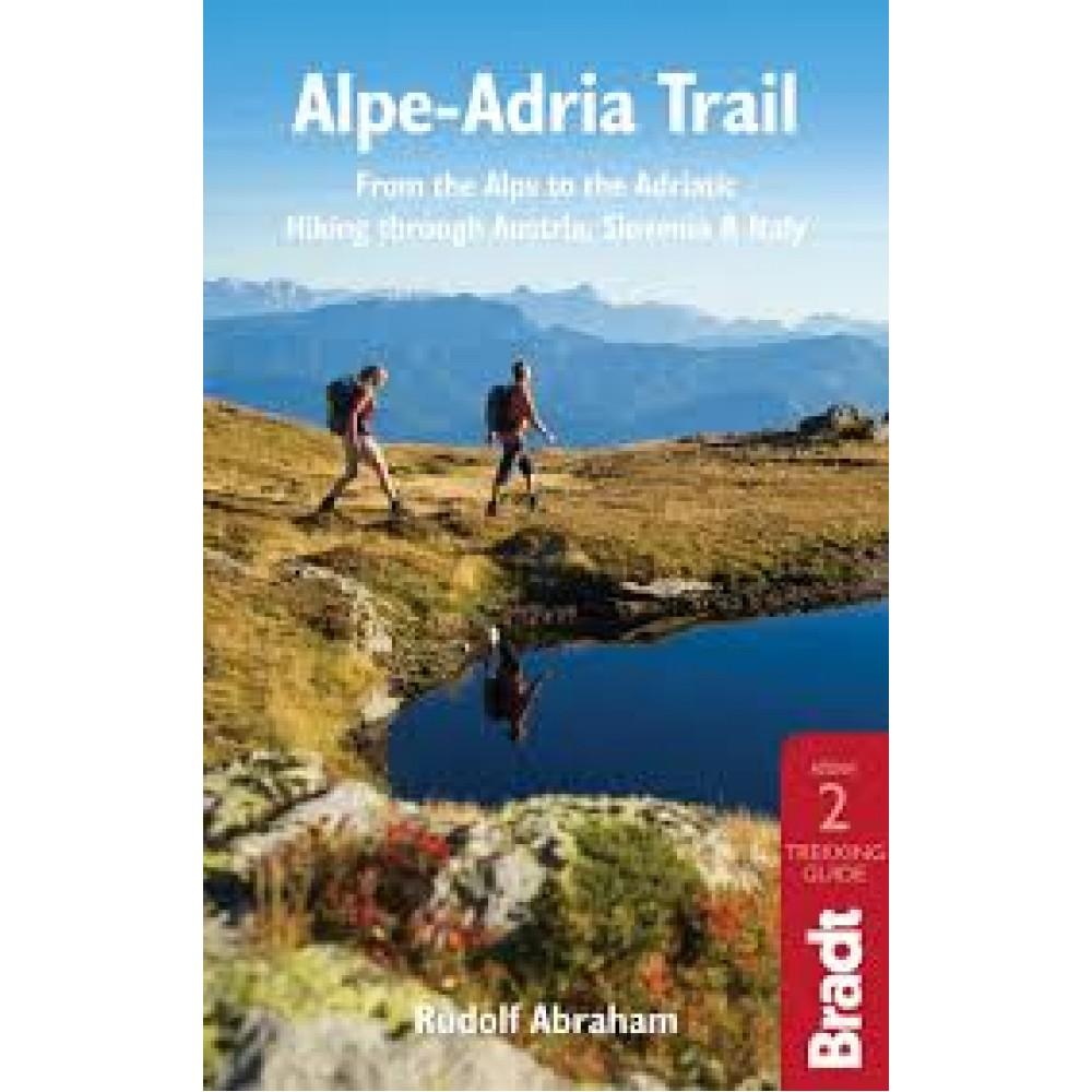 Alpe-Adria Trail Bradt