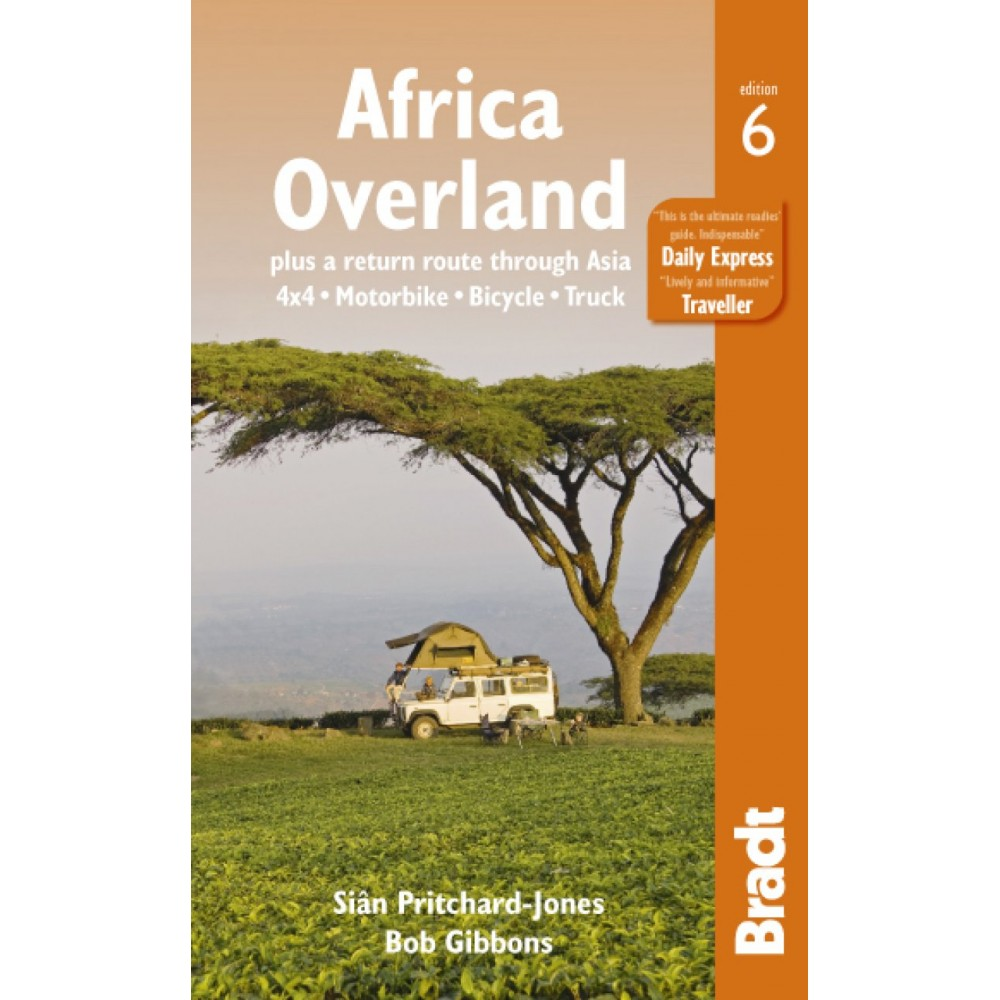 Africa Overland Bradt