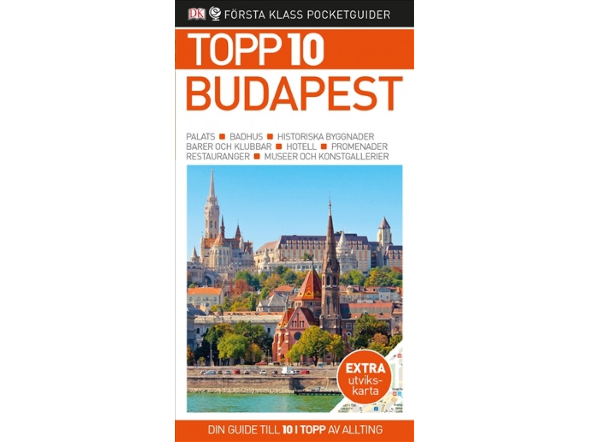 Karta Over Budapest Sevardheter.Kop Budapest Forsta Klass Pocketguider Med Snabb Leverans