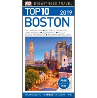 Boston Top 10 Eyewitness Travel Guide