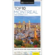 Montreal and Quebec City Top 10 Eyewitness Travel Guide