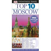 Moscow Top 10 Eyewitness Travel Guide