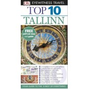 Tallinn Top 10 Eyewitness Travel Guide