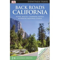 California Back Roads Eyewitness Travel Guide