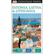 Estonia Latvia Lithuania Eyewitness Travel Guide