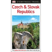 Czech and Slowak Republics Eyewitness Travel Guide