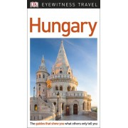 Hungary Eyewitness Travel Guide