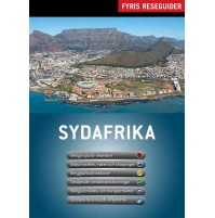 Sydafrika Fyris med karta
