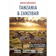 Tanzania and Zanzibar Insight Guides