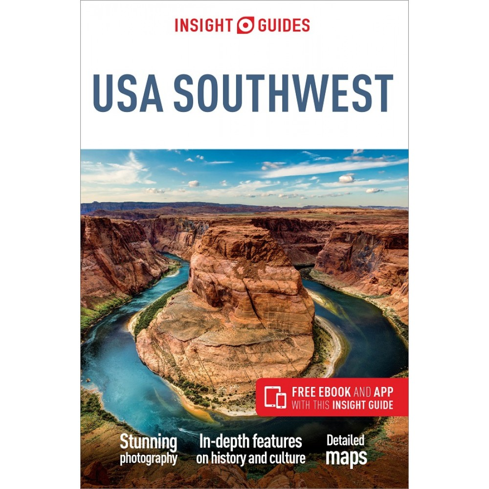 USA Southwest Insight Guides
