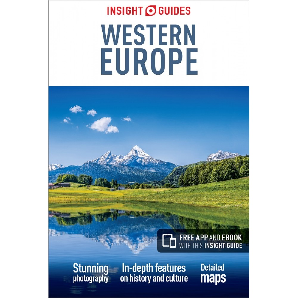 Western Europe Insight Guides