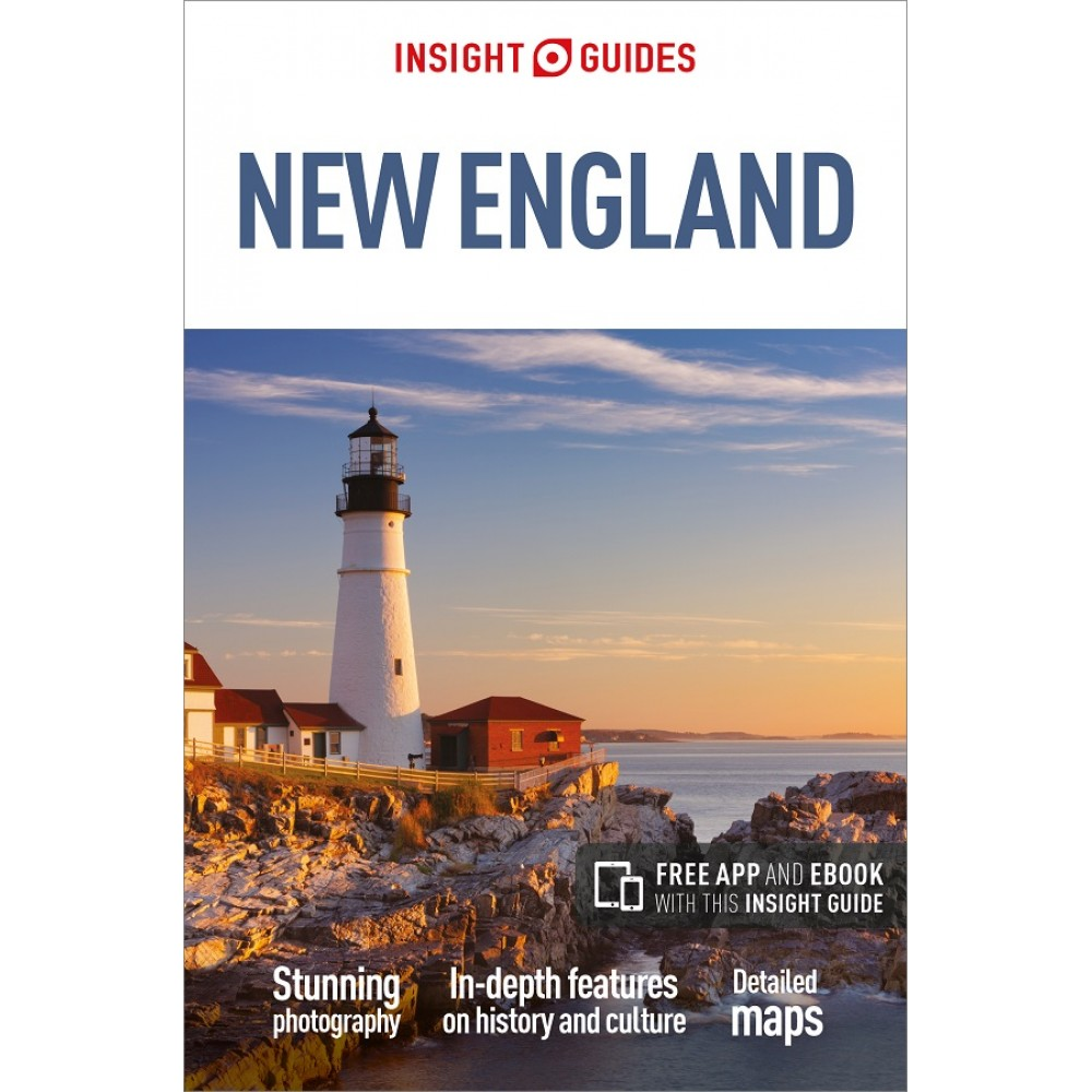 New England Insight Guides