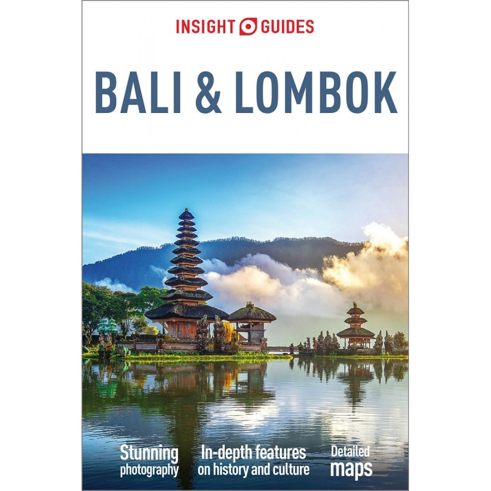 Bali and Lombok Insight Guides