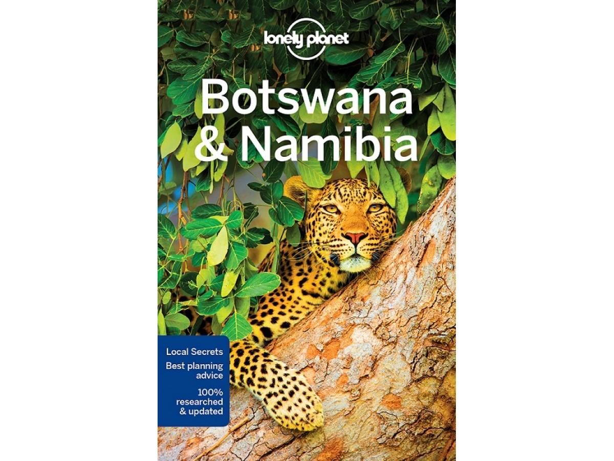 Botswana & Namibia Lonely Planet