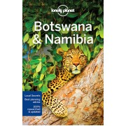 Botswana & Namibia Lonely Planet