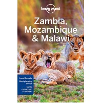 Zambia, Mozambique & Malawi Lonely Planet