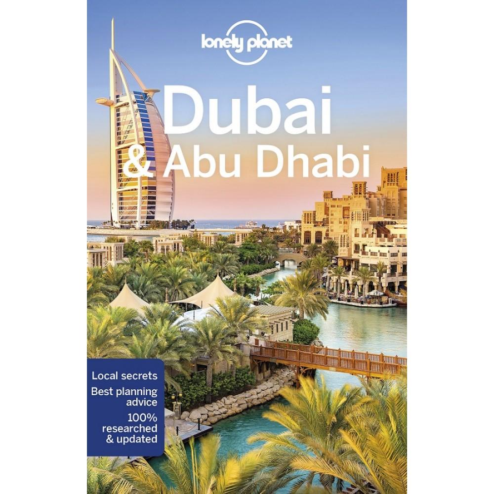 Dubai & Abu Dhabi Lonely Planet